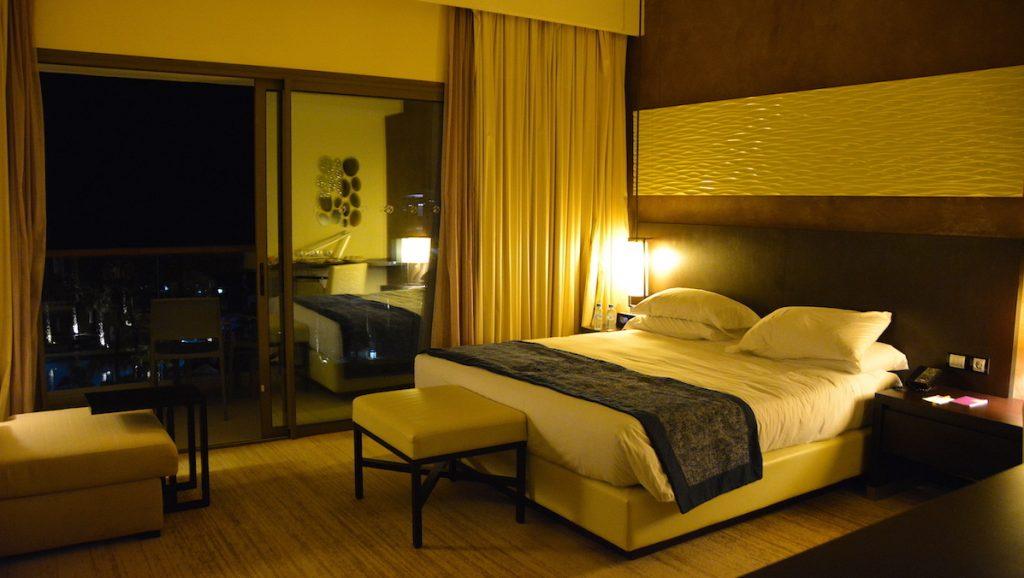 Vårt rum hotell Hyatt