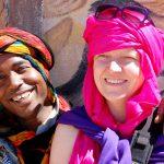 Marockos färger och dofter