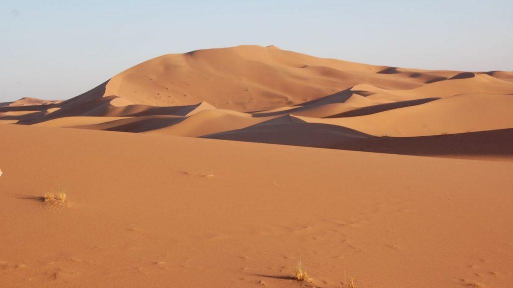 Marocko Sahara