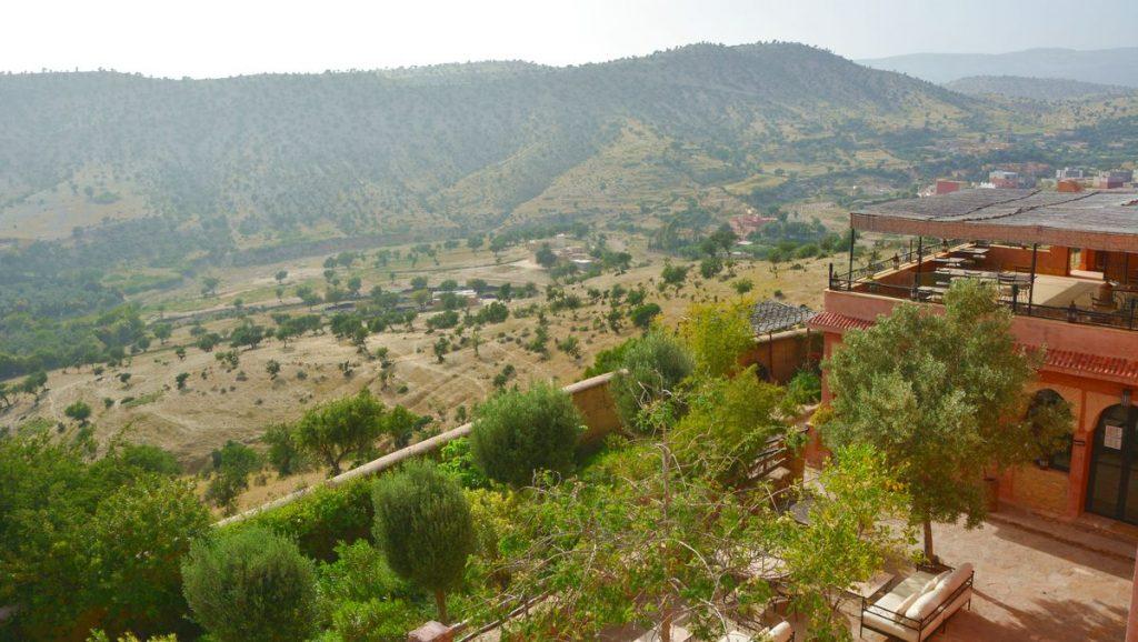 Marocko natur