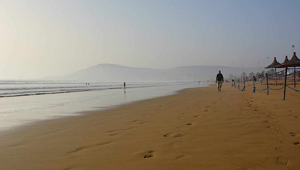 Marocko strand