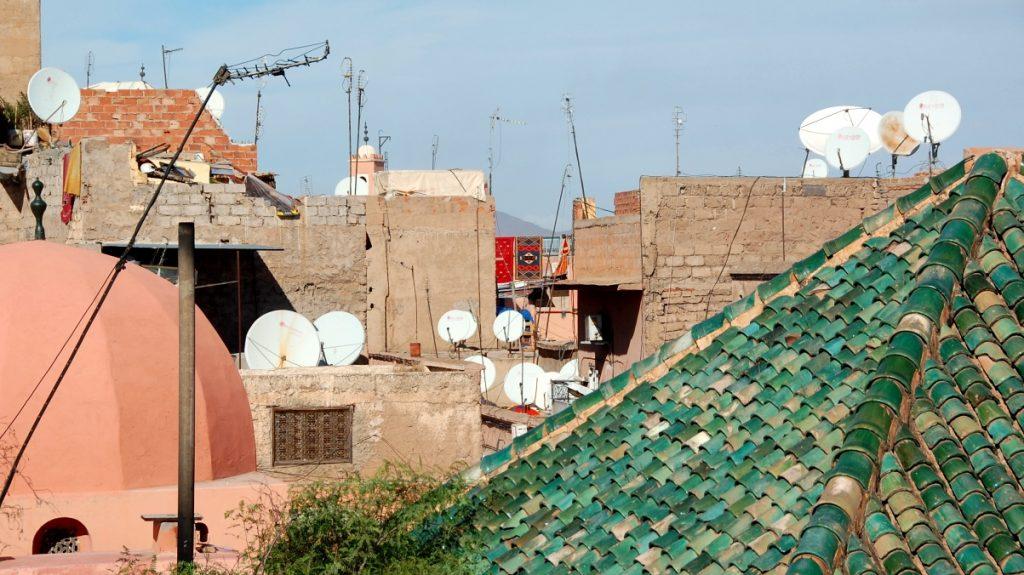 Marrakech Marocko