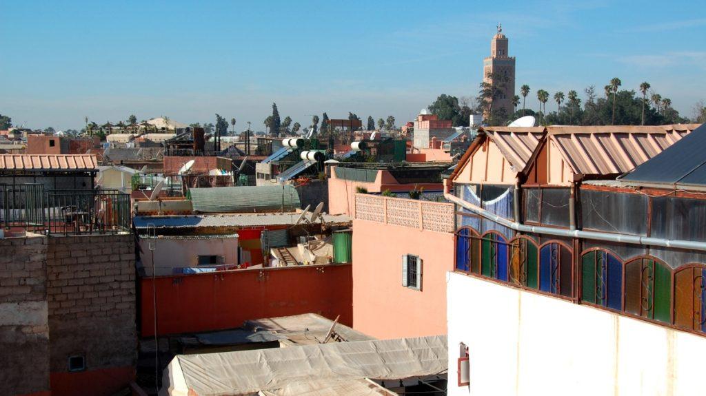 Se och göra i Marrakech