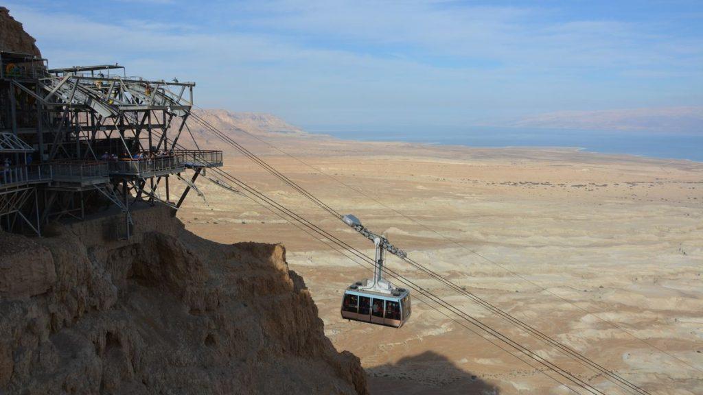 Masada lift