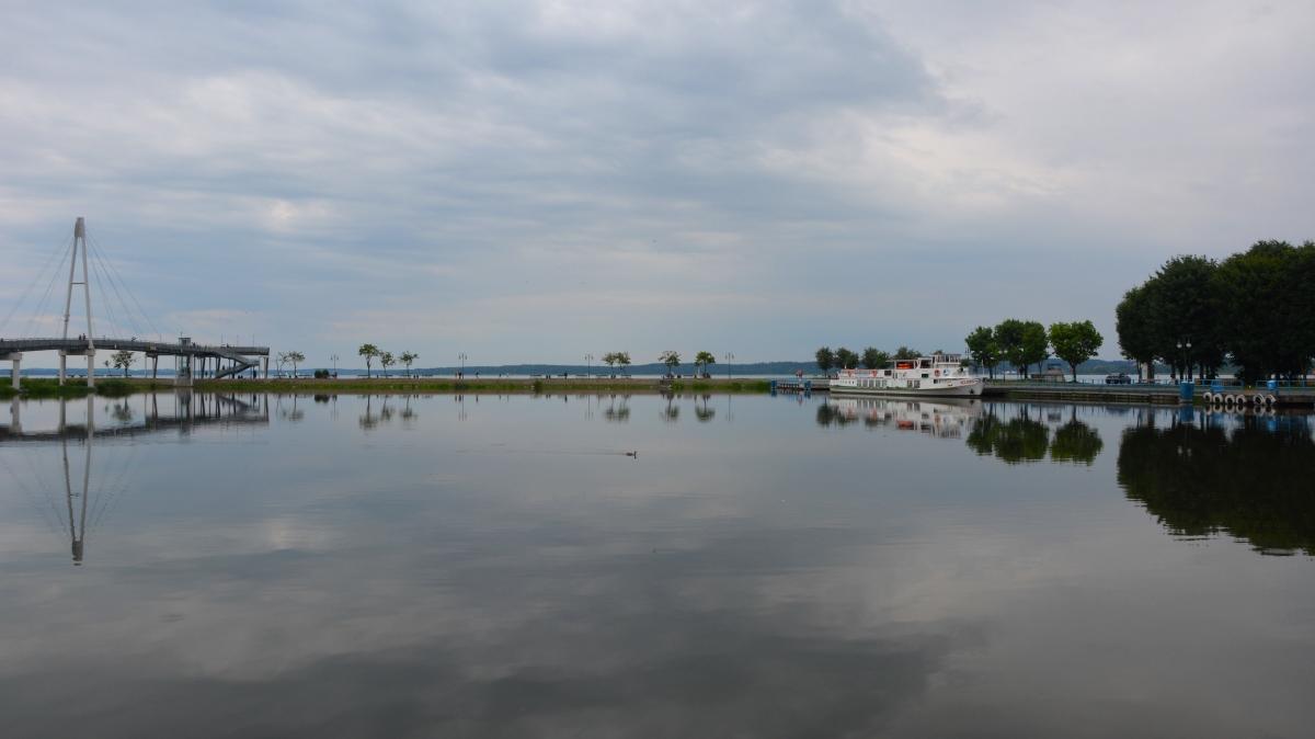 Masuriska sjöarna I Polen