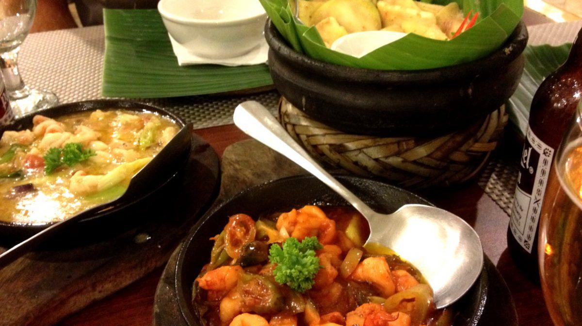 Mat Filippinerna