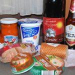 Att handla mat på Balkan