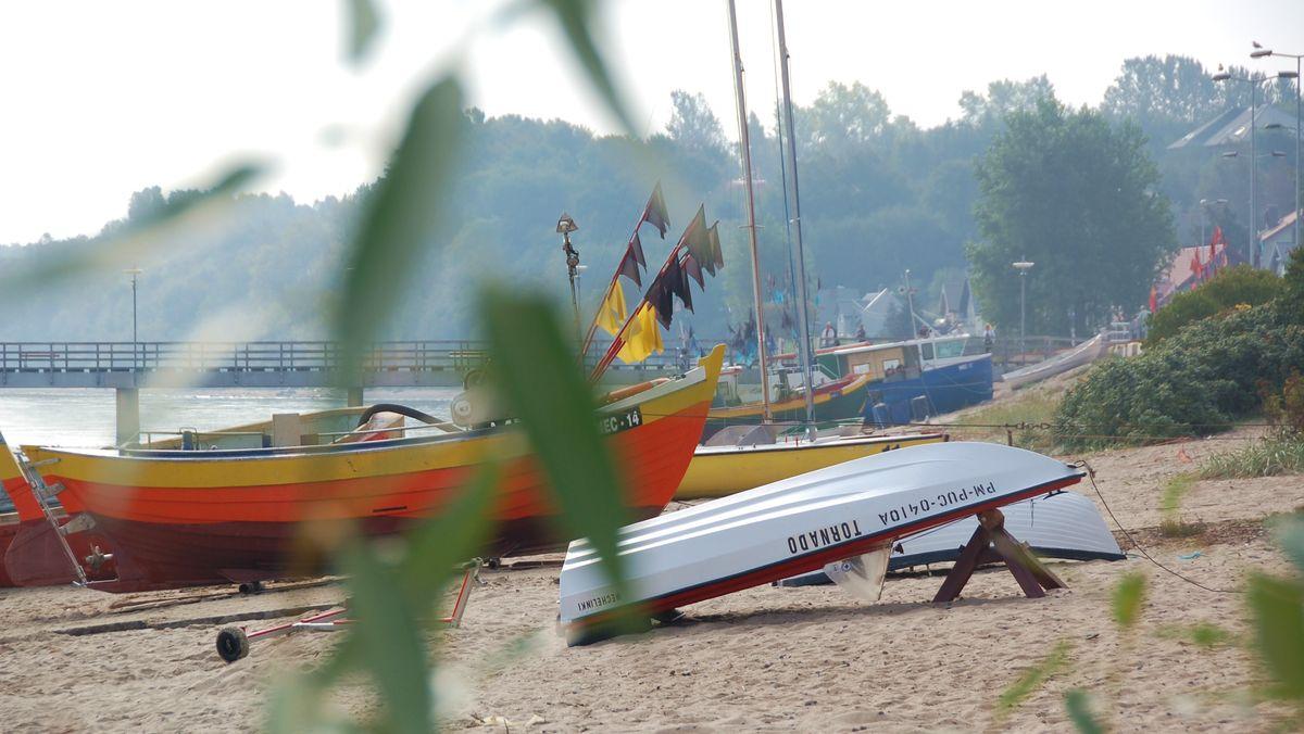 Mechelinki båtar