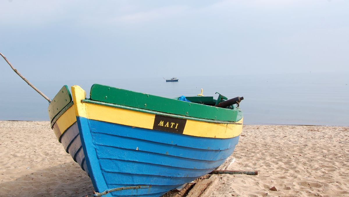 Mechelinki fiskebåt