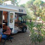 Tvärs över Sardinien – camping i Porto Torres