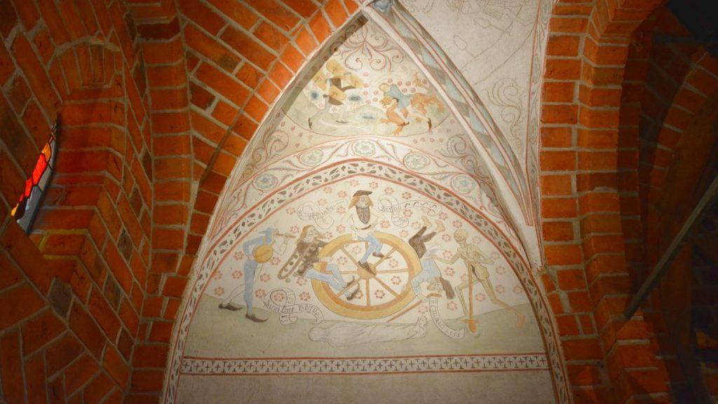 Medeltida målning, Stockholms historia