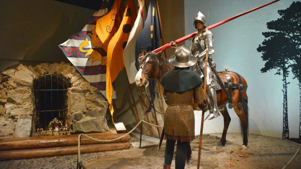Stockholms historia på Medeltidsmuseet