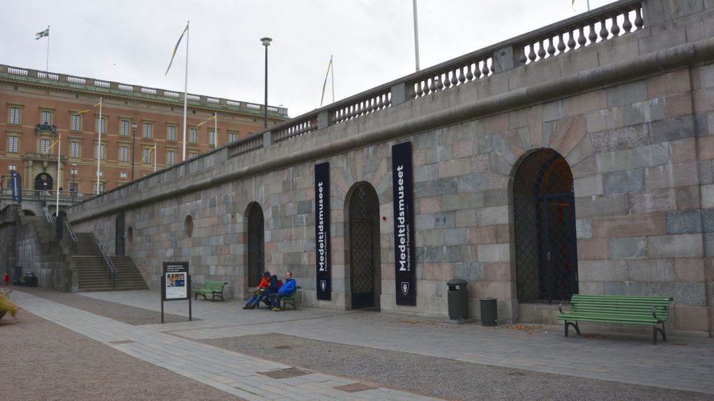 Medeltidsmuseet i Stockholm