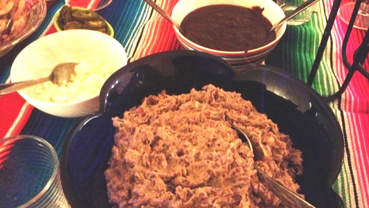 Mexikansk matlagning