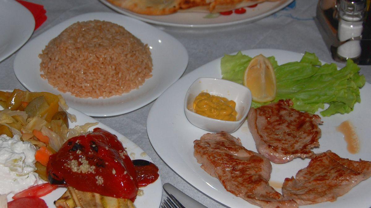 Meze albanien