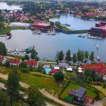 Masuriska sjöarna i Polen – En kanalbåttur från Mikolajki