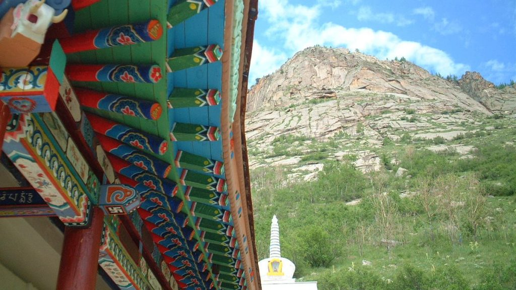 Mongoliet tempel