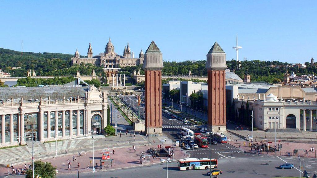 Montjuic-berget: Här hittar man gott om sevärdheter i Barcelona!