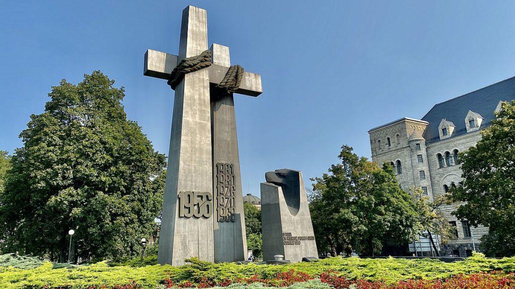 Monument i Poznan