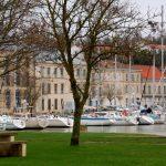 Mortagne sur Gironde i Frankrike