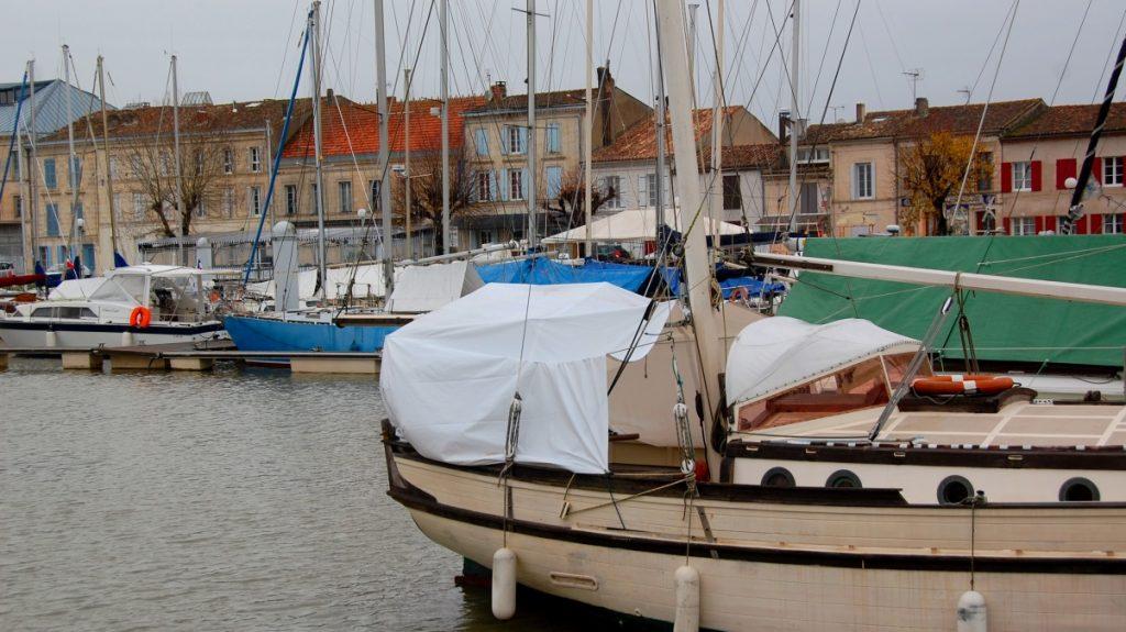 Mortagne sur Gironde Frankrike