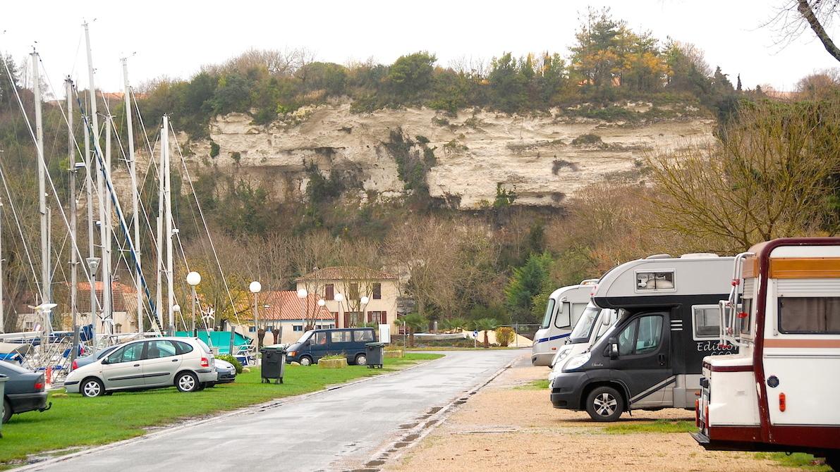 Mortagne sur Gironde, Frankrike
