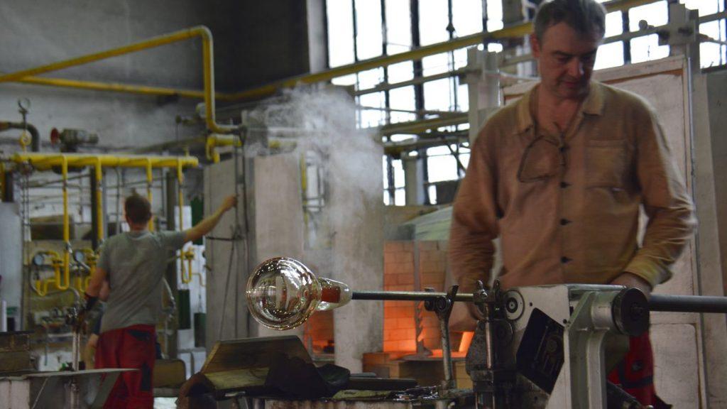 Moser Glasbruk i Tjeckien