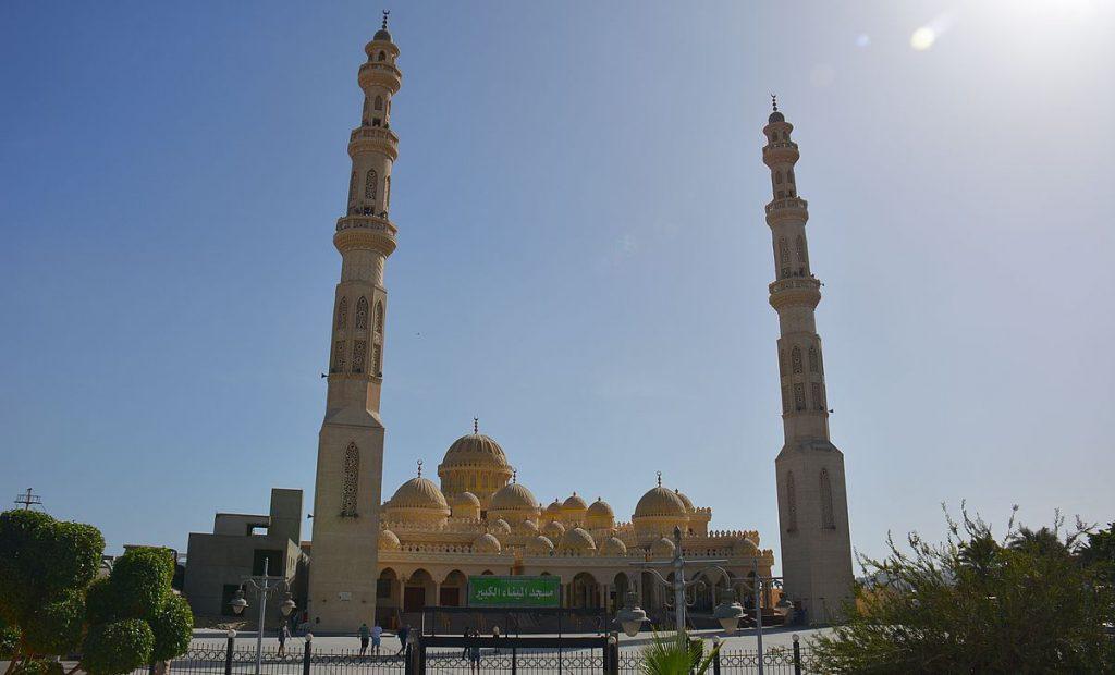 Göra i Hurghada: Besöka moskén Al Mina