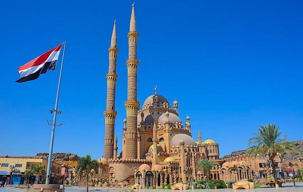 Moske i Sharm el Sheikh