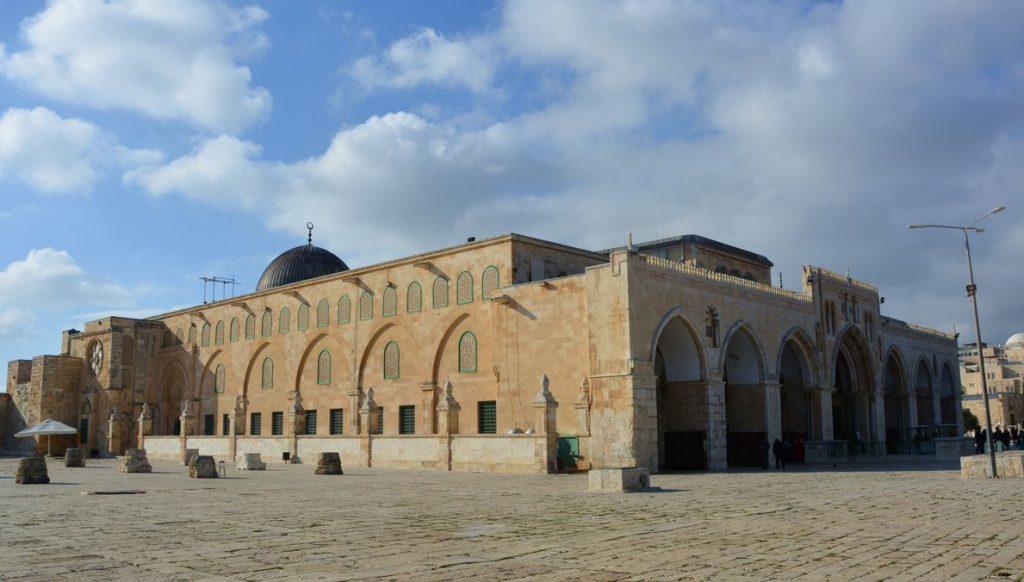 Moské Jerusalem