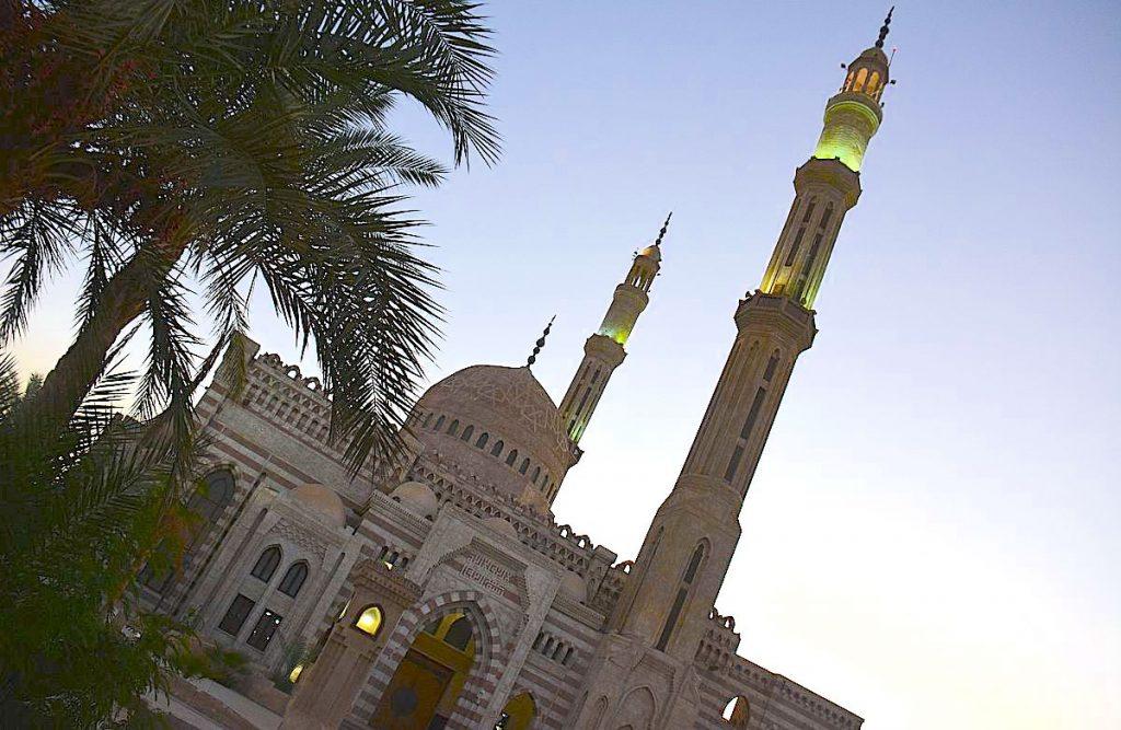 Moské i Shar el Sheikh