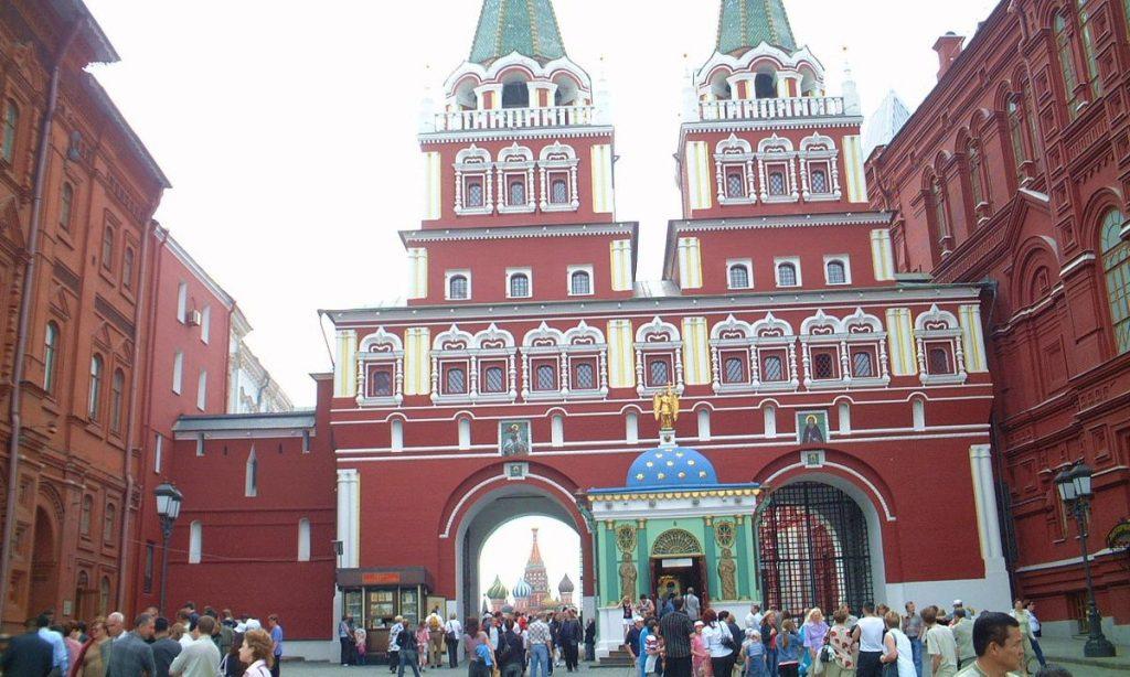 Moskva Röda torget