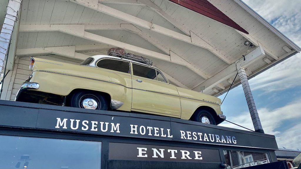 Motormuseum i Motala