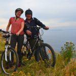 Mountainbike på Gozo i vackra Malta