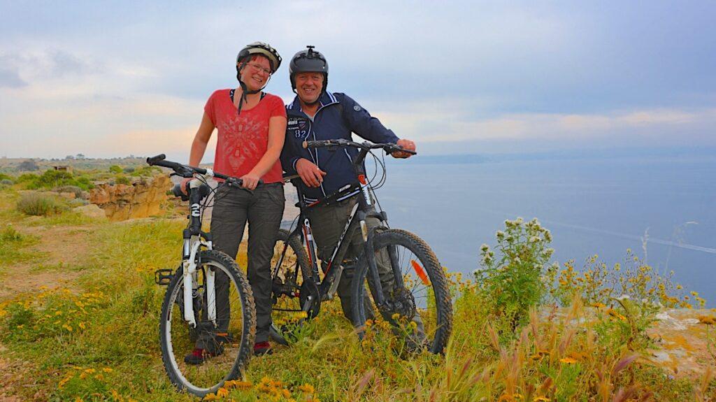 Naturupplevelser på Malta och Gozo - mountainbike
