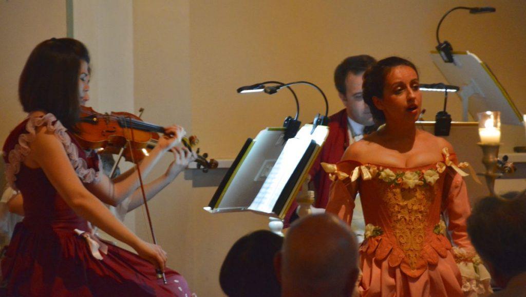 Mozart konsert