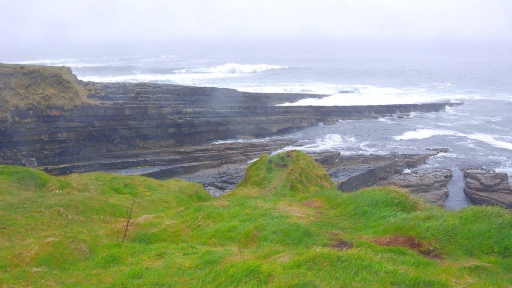 Mullaghmore Head på Irland