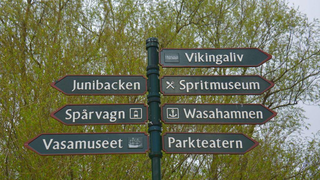 Museer på Djurgården