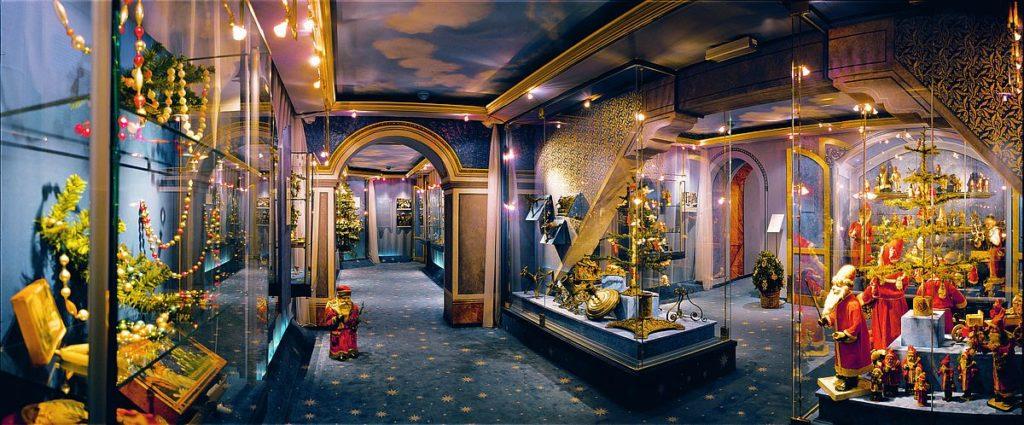 Jul i Tyskland - julmuseum