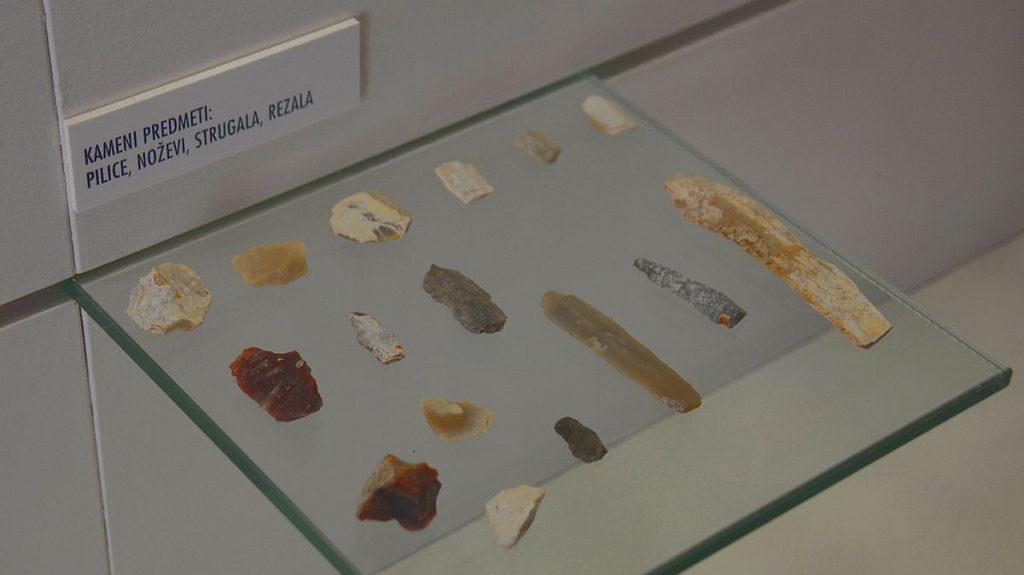 Museum i Nin i Kroatien