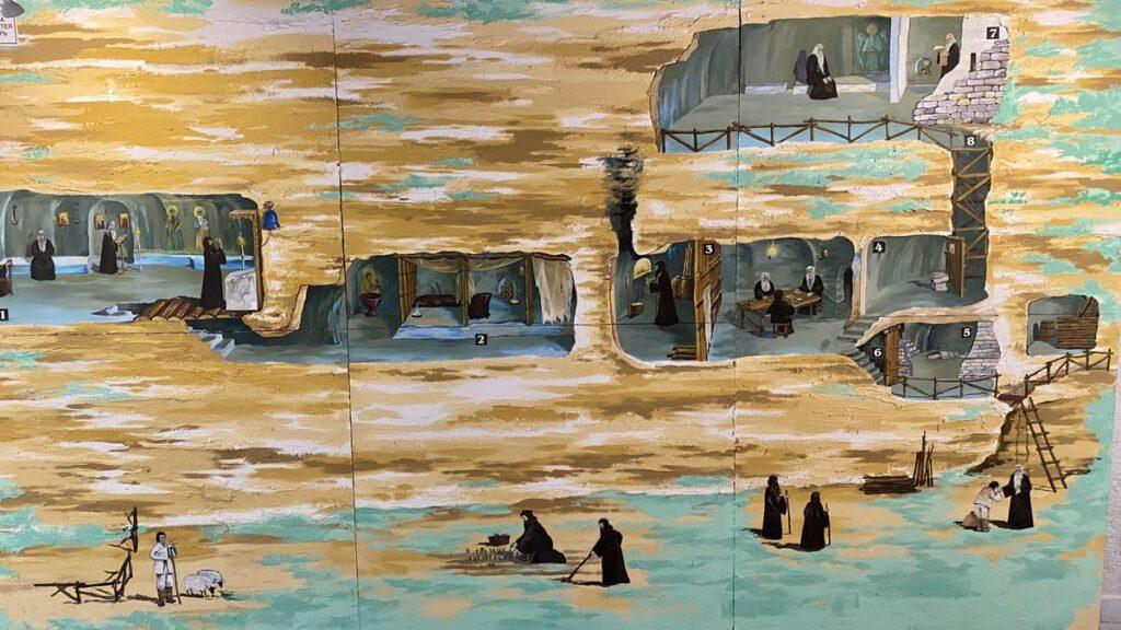 Aladzha-klostret bild