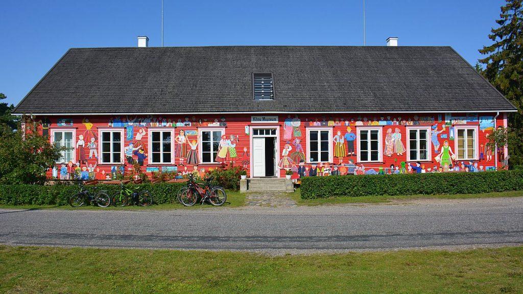 Museum på Kynö i Estlanc