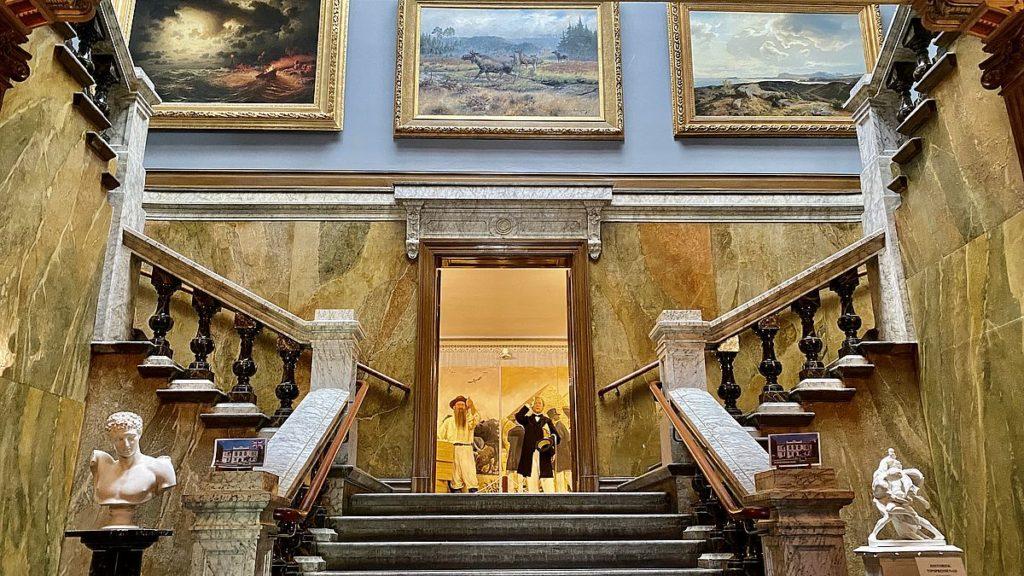 Göra i Vänersborg - besöka museum