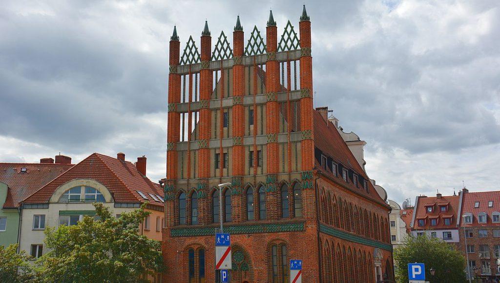 Museum i Szczecin