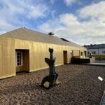 Sven-Harrys konstmuseum – ett guldhus i Vasaparken