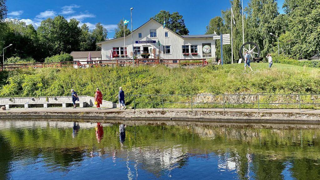 Kanalmuseum i Håverud