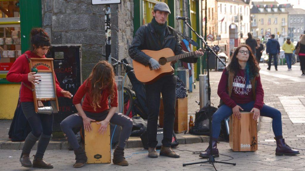 Musikstaden Galway