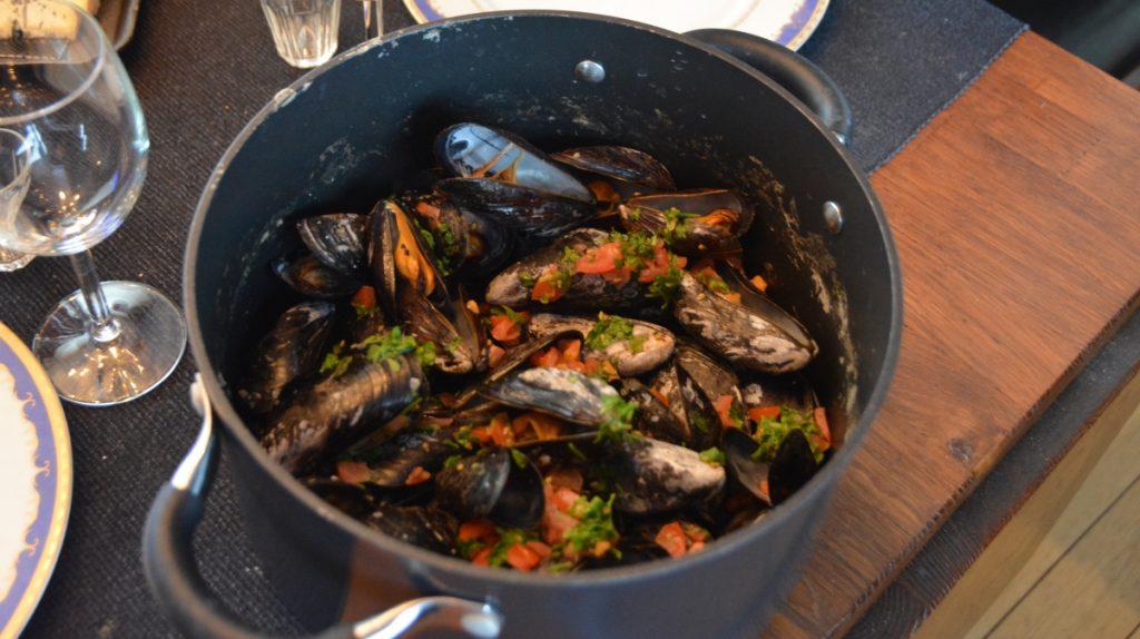 Recept på skaldjur - Musslor