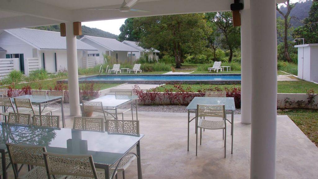 Mysigt hotell Langkawi