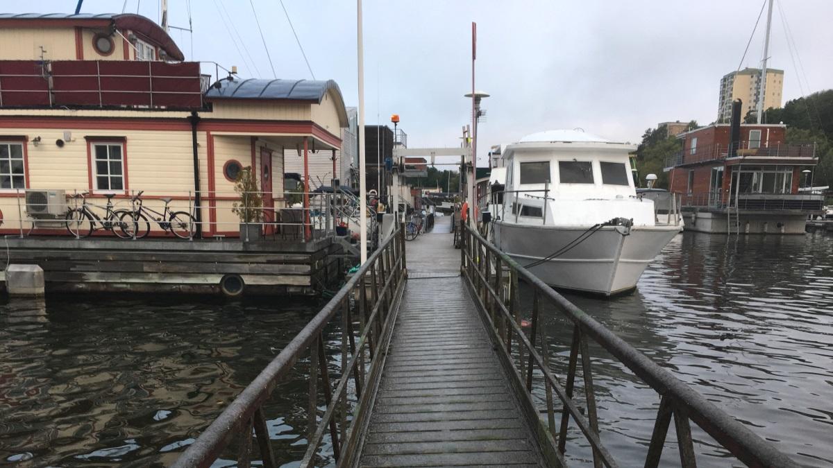 Nödbro Pampas marina